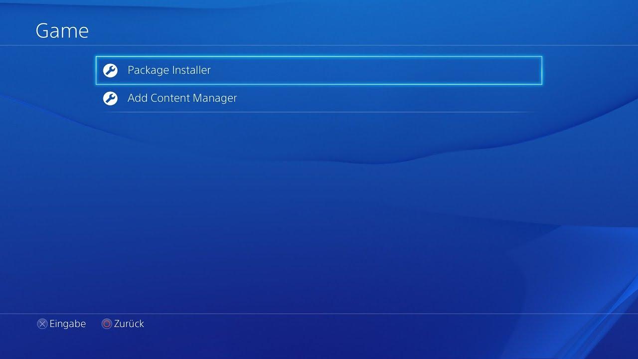 """Résultat de recherche d'images pour """"PS4 PKG"""""""