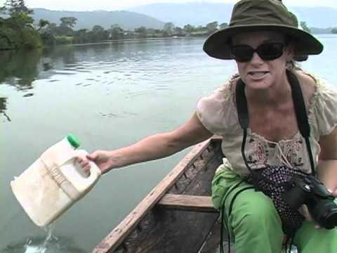 Accra Ghana to Lake Volta