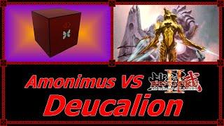 Amonimus VS Rengoku II: The Stairway to H.E.A.V.E.N (Deucalion)