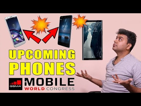 MWC 2018 Upcoming Phones, Leaks, Rumours, Expected India Price,