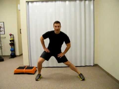 Dynamic Stretching and Warm Up for Runners