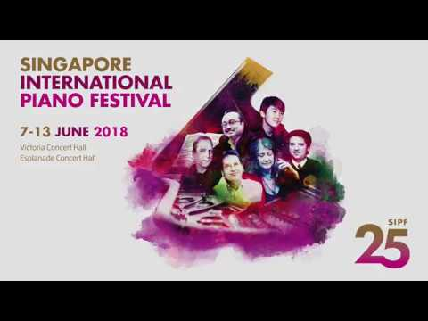 Martha Argerich headlines the 25th Singapore International Festival 2018! Mp3