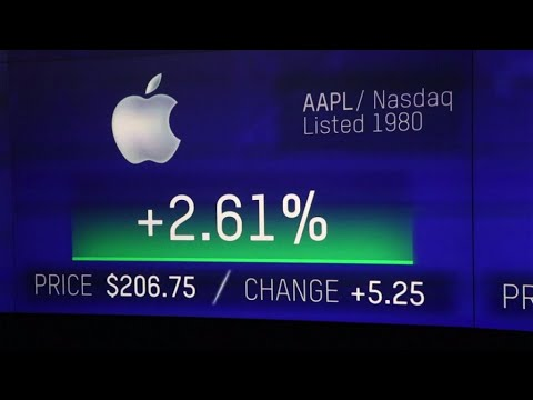 Apple : La Firme Qui Vaut 1000 Milliards De Dollars