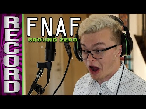 Recording FNAF: GROUND ZERO with CG5