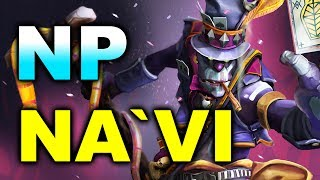 NAVI vs NP - Elimination Match - SUMMIT 7 DOTA 2