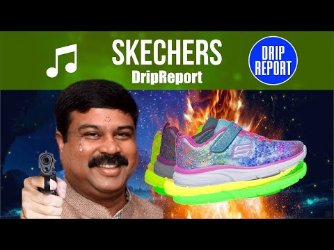 Sketchers - DripReport (1 Hour)