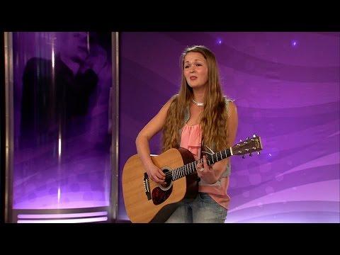Se tjejen som golvar Alexander Bard - Idol Sverige TV4