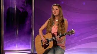 Se tjejen som golvar Alexander Bard - Idol Sverige (TV4)