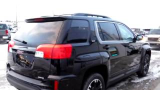 New 2017 GMC Terrain SLT Nightfall Edition For Sale In Edson, AB