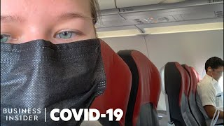 What It's Like To Travel During The Coronavirus Outbreak