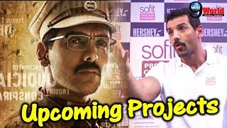 John Abraham Speaks on his Upcoming Projects, talks about batla house & other films