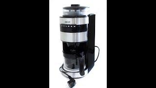 Капельная кофеварка DEXP DCM-900G