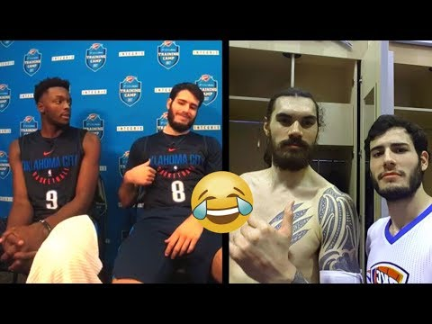 Q&A | Alex Abrines and Jerami Grant LIVE Facebook Q&A (Funny
