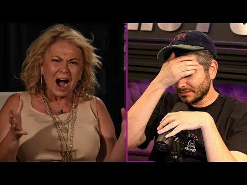 Roseanne Barr Meltdown