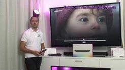 TimeShift Funktion Telekom EntertainTV mit Media Receiver MR400