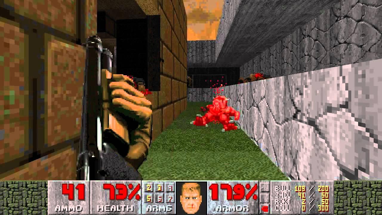 Spiel Doom