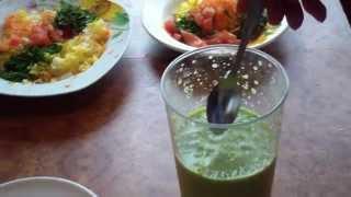 Заправка для салатов из авакадо