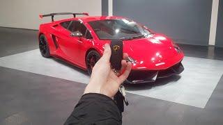Lamborghini Gallardo LP570-4 Super Trofeo Stradale 2012 Videos