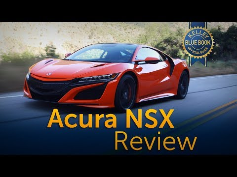 2019 Acura NSX - Review & Road Test