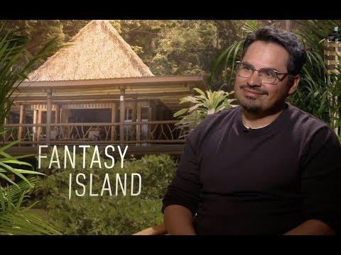 [Interview] FANTASY ISLAND Director Jeff Wadlow & Star Michael Peña HD