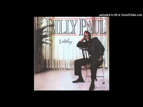 Billy Paul - I Search No More