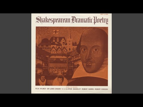 William Shakespeare: Hamlet, Act II, Scene 2 (Excerpt 1)