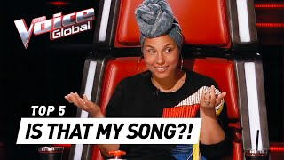 Download THE VOICE | BEST 'ALICIA KEYS' Blind Auditions Mp3 and Videos