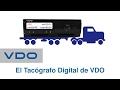 El Tac�grafo digital de VDO