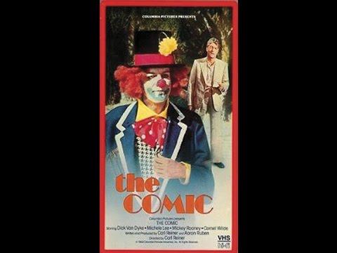 "Dick Van Dyke in ""The Comic"" - 1969"