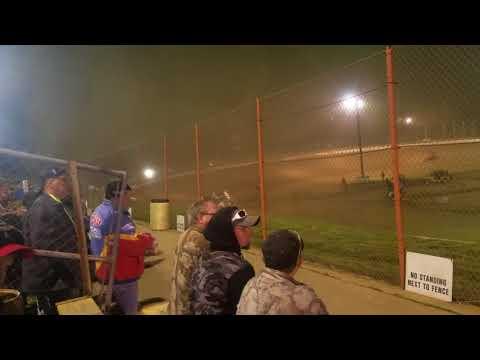 Sprint Cars @ PIR Paducah 04/27/18 Tony Stewart