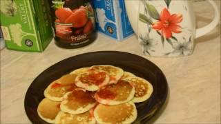 Как приготовить пышные оладьи без яиц/How to cook fluffy pancakes without eggs