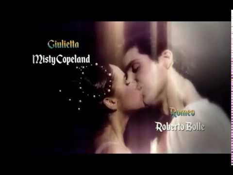 Roberto Bolle and Misty Copeland - Romeo and Juliet
