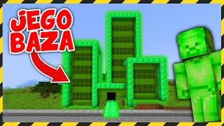 Minecraft FERAJNA: ZIELONY STEVE ZMUSIŁ MNIE DO... *to jest straszne*