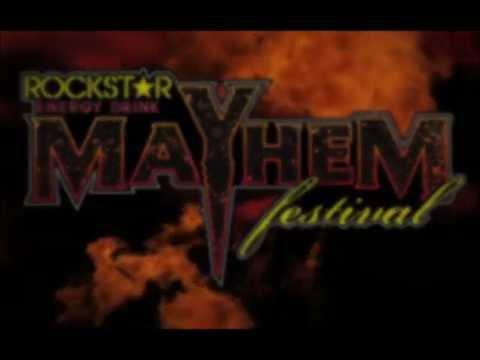 Rockstar Energy Drink Mayhem Festival 2012 Preview Video