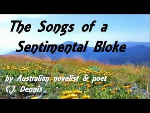 The Songs of a Sentimental Bloke by C.J. Dennis - FULL Audio Book - Australian Literature