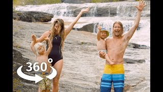 This is family adventure in 360°