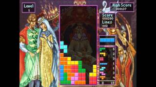 Video Tetris Classic (PC MS-DOS, 1992) download MP3, 3GP, MP4, WEBM, AVI, FLV April 2018