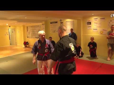 Pressure Point Seminar By Grand Master Paul Bowman