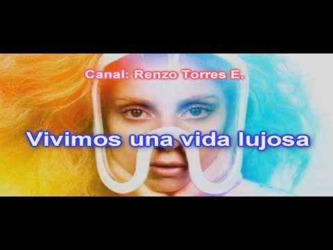 Lady Gaga - Posh Life Traducida al español