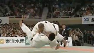 JUDO 2008 All Japan: Yasuyuki Muneta 棟田 康幸 (JPN) - Hidekazu Shoda (JPN) [LEGENDARY IPPON!]
