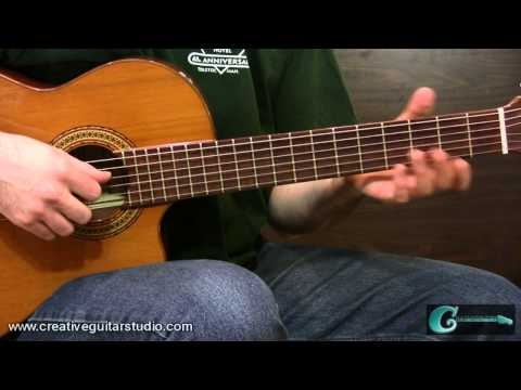 FINGERSTYLE: Repeating Bass-Note Blues