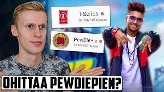 Onko tämä kanava seuraava Youtuben tilatuin kanava?