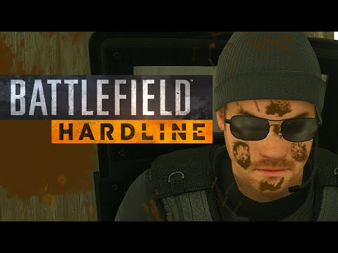 Battlefield Hardline Funny Moments - Explosive Poo, Bike Launch, Triple Kills, Surprise Helicopter!