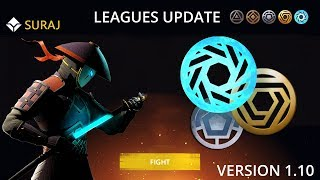 Shadow Fight 3 Official Battle Leagues Update Version 1.10