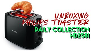 UNBOXING | Philips Toaster HD2…
