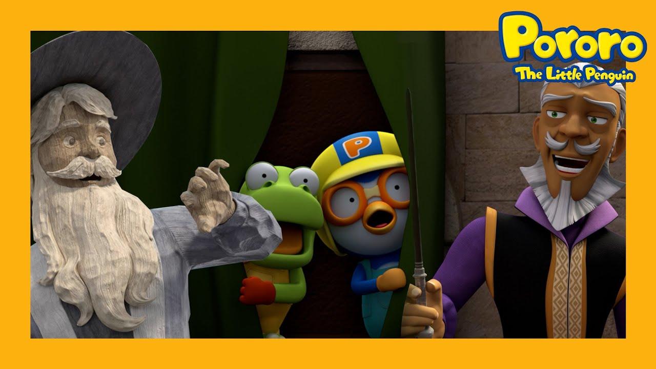 30min Pororo Fairy Tale Adventure | #13 Jack and the Beanstalk | Kids Animation | Pororo English