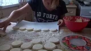 Леплю сырники в заморозку.