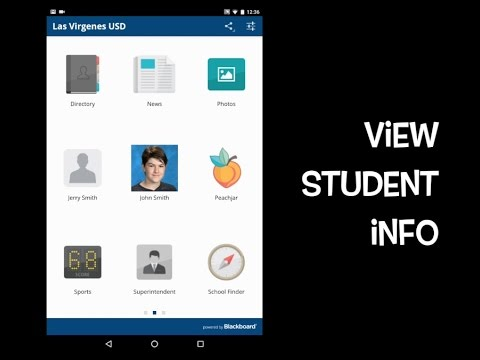 LVUSD Parent Link App