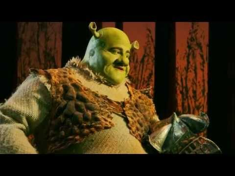 Trailer for Shrek The Musical UK Tour  ATG Tickets
