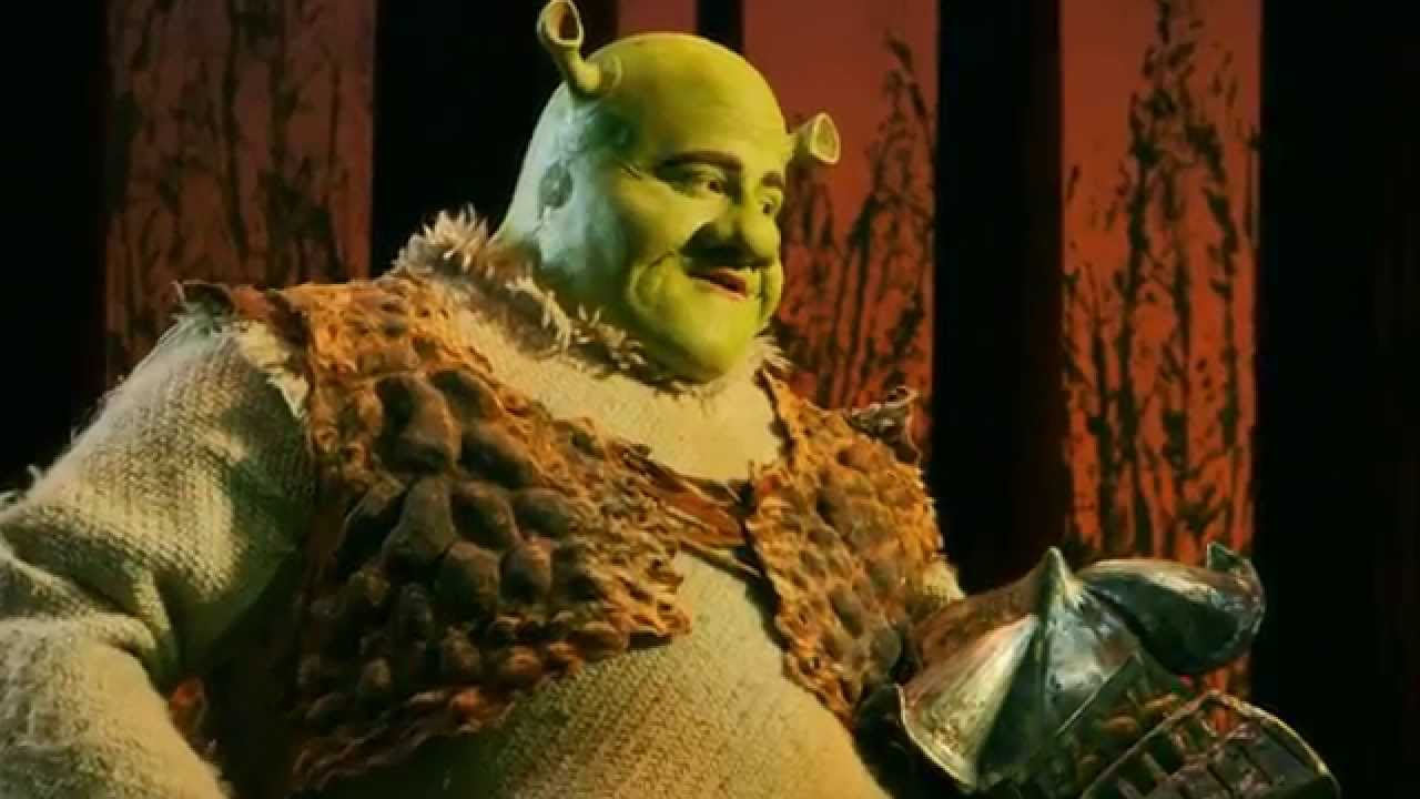 Trailer For Shrek The Musical Uk Tour Atg Tickets Youtube